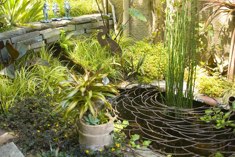 Nichols Garden Grate
