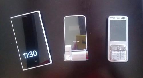Nokia Lumia 1020 Pureview telefono pristatymas Lietuvoje
