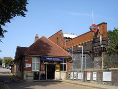 Picture of Fairlop Station