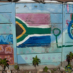 Hout Bay Street Art - Cape Town, South Africa