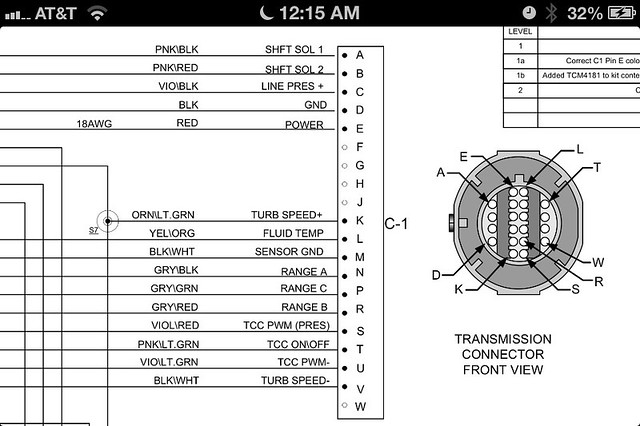 trans swap from to chevy performance trans looked up the gm controller number and found that jegs lists the instructions it s a pcs controller so i went to their site and found the wiring diagram