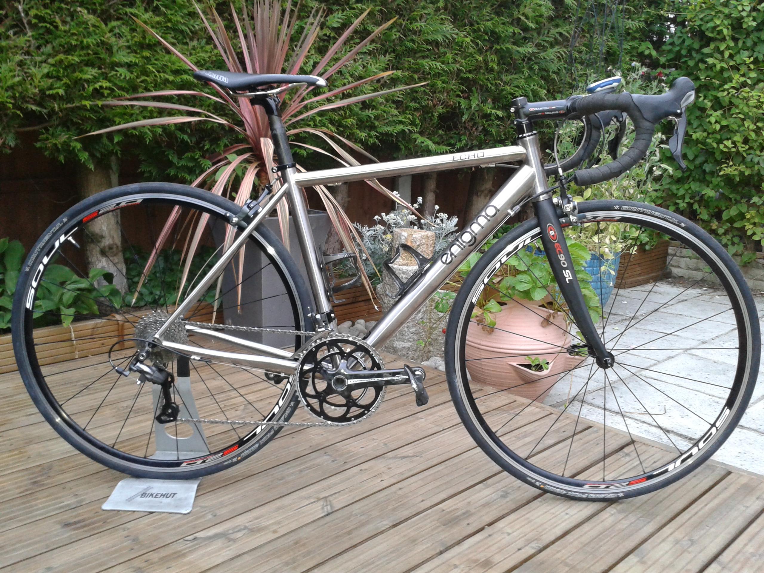 Sorry, titanium road bikes, which one?? | Singletrack