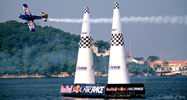 Rio de Janeiro - Red Bull Air Race Brazil
