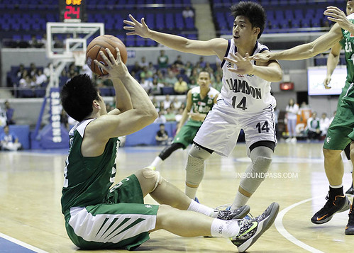 UAAP Season 76: De La Salle Green Archers vs. Adamson Falcons, July 24