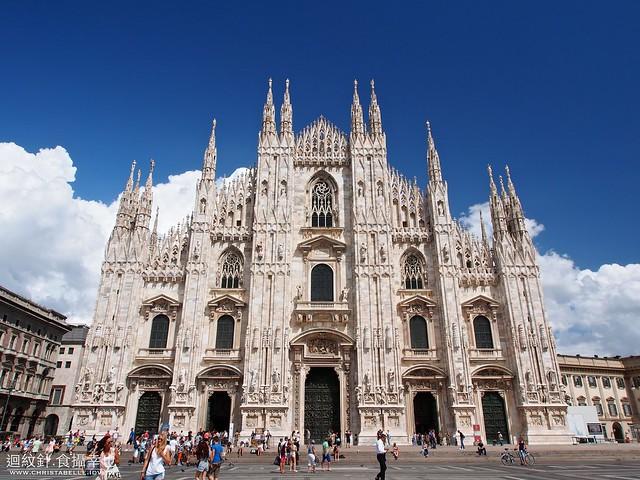 Duomo di Milano 米蘭大教堂