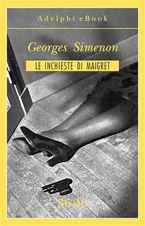Maigret eBook 36-40