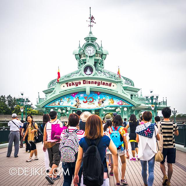 Tokyo Disneyland Gateway