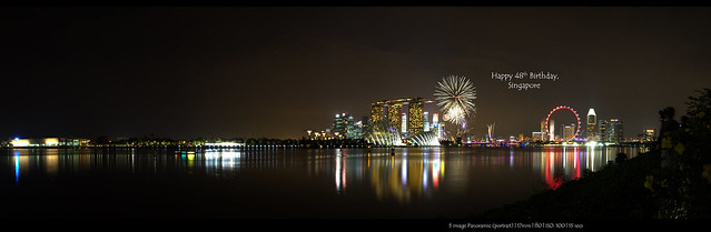 [09-08-2013]Happy 48th Birthday Singapore