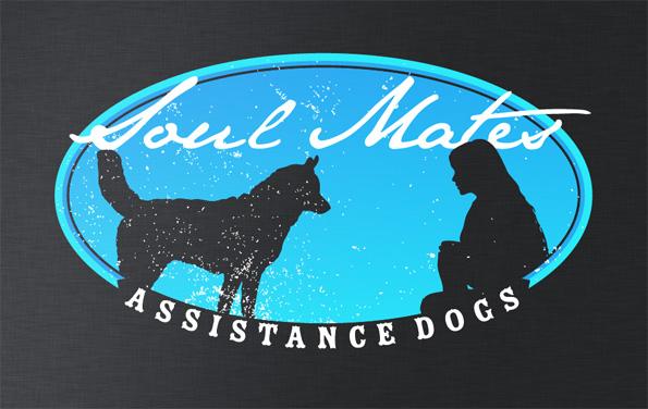 Logo: Soul Mates Assistance Dogs