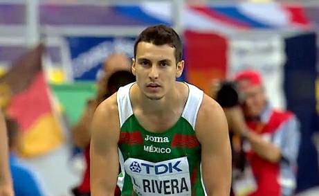 Luis Rivera medalla de bronce en Mundial Moscu 2013