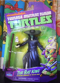 Nickelodeon TEENAGE MUTANT NINJA TURTLES :: THE RAT KING i (( 2013 ))