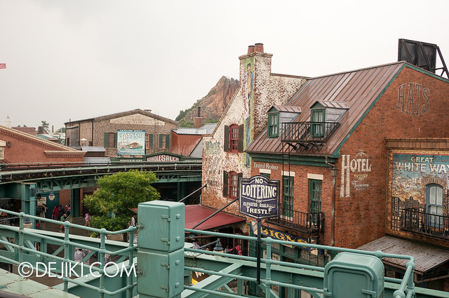 American Waterfront - Disneysea Electric Railway - Declancey Street view 3