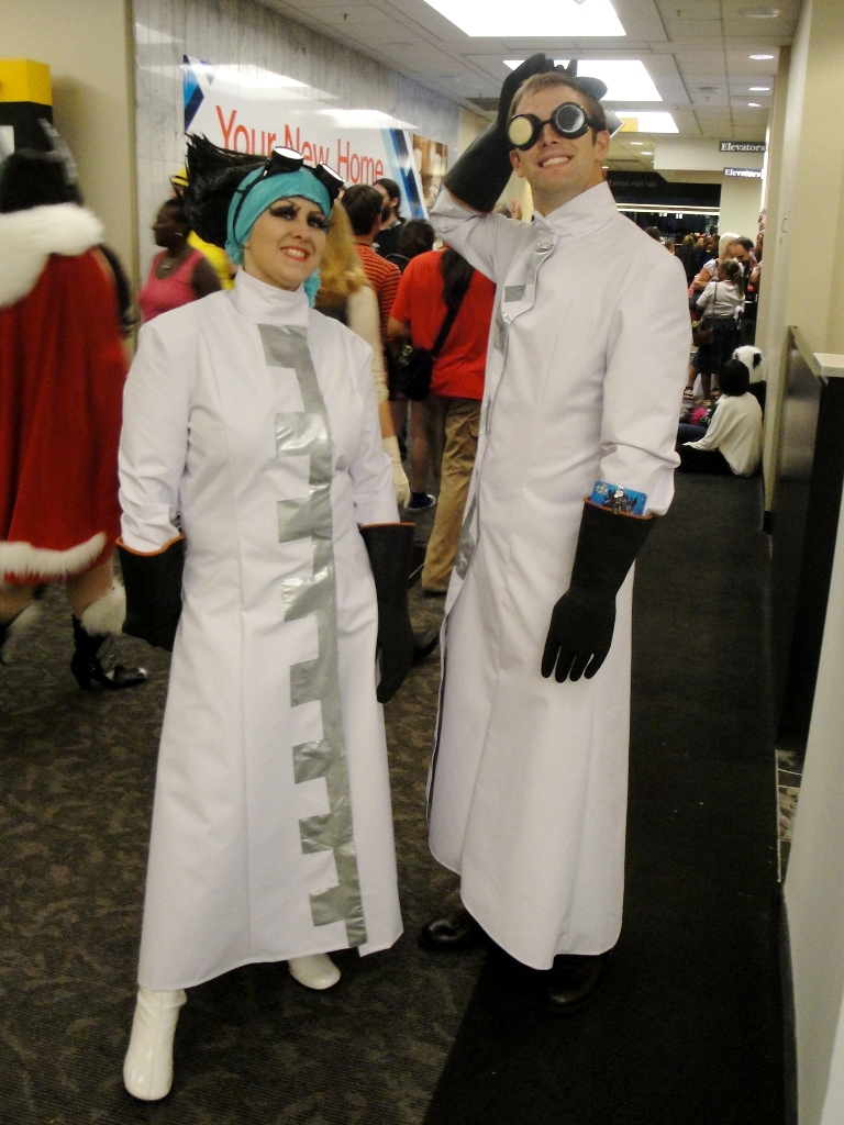Kronk Costumes Kronk And Yzma Costume Photo