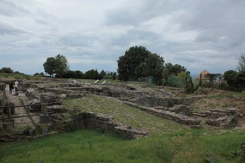 Volterra: il parco archeologico