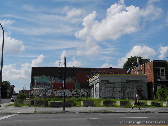 Sherbrooke - Frontenac garage 4