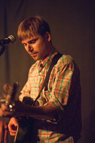 Ryan O'Reilly & Band live @ Horns Erben 09/13