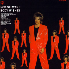 Rod Stewart 'Body Wishes'