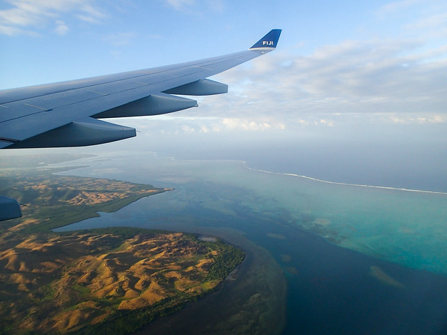 Fiji Land Ho!