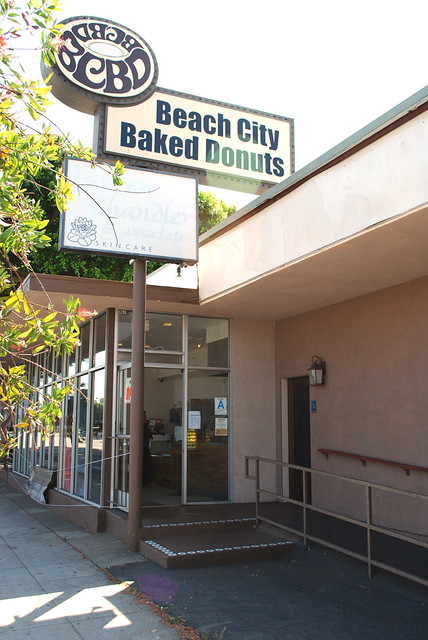 Beach City Baked Donuts