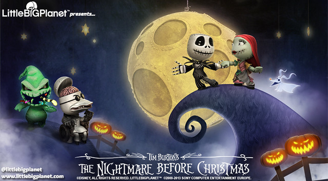 LBP: The Nightmare Before Christmas