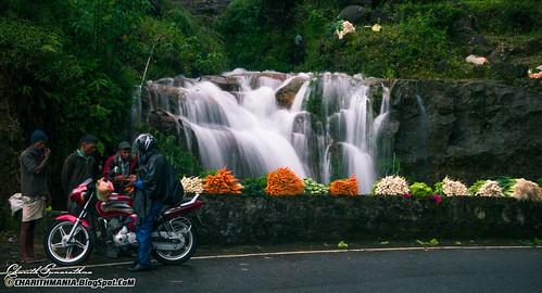 Waterfalls Sri Lanka by CharithMania