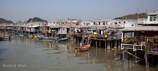 Lantau - Tai O Village