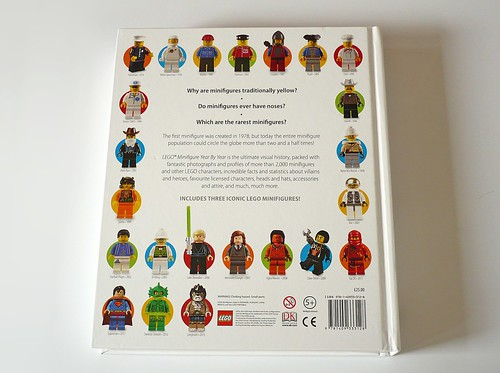 LEGO Minifigure Year by Year A Visual History 02