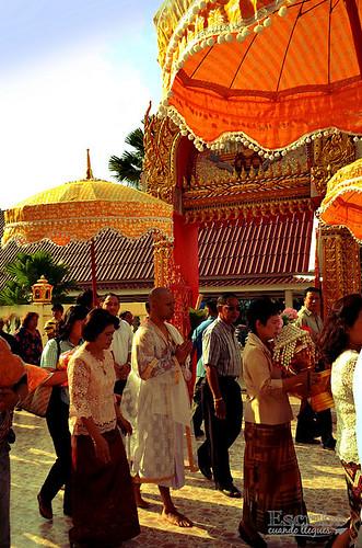 Ordenación monje budista9