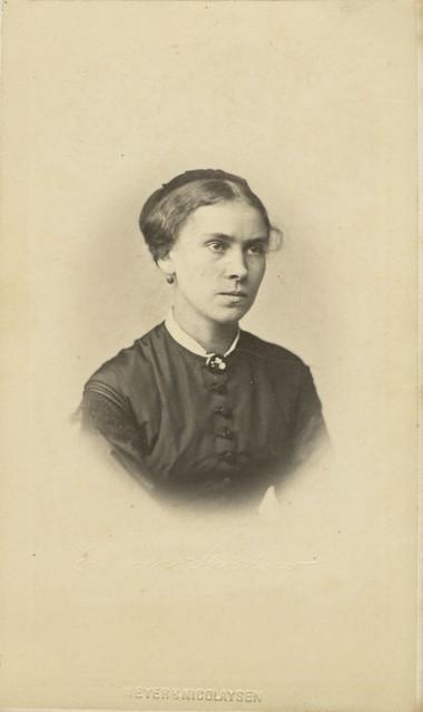 Ernestine von Stralow portrait