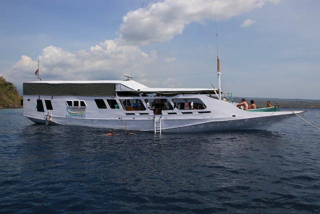 Boat, Lombok