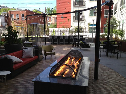 Fire Pit, AVA H Street