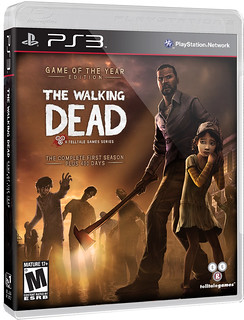 The Walking Dead: Season One Game of the Year Edition on PS3