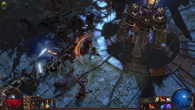 Path of Exile, by Grinding Gear Games