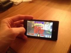 Doom 1 on Windows Phone