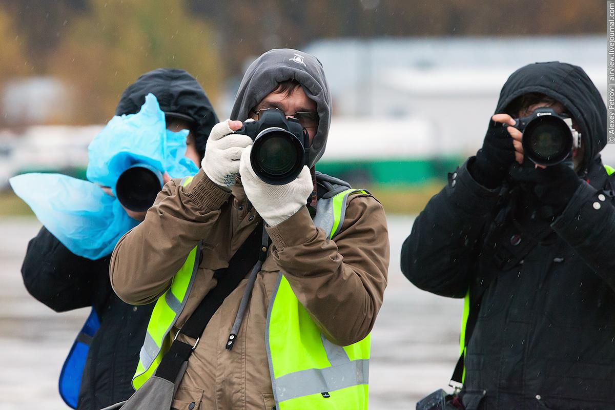 Осенний марафон: Казань дождливая