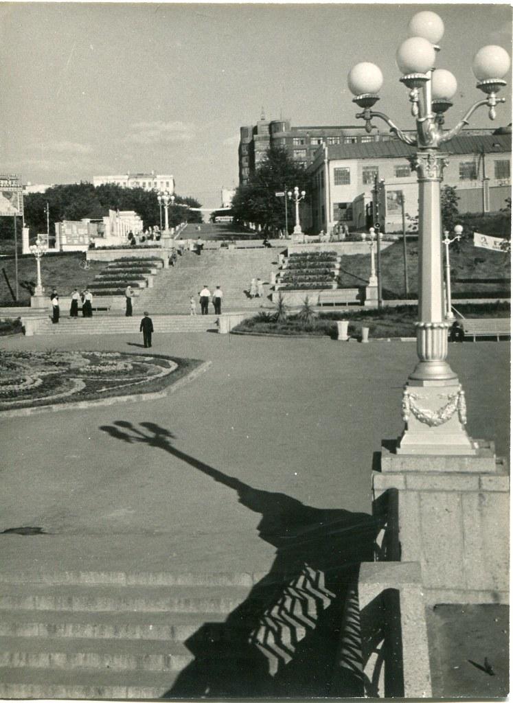 79_Спуск к Волге по Красноармейской улице