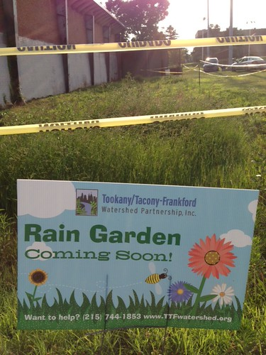 Olney Rain Garden