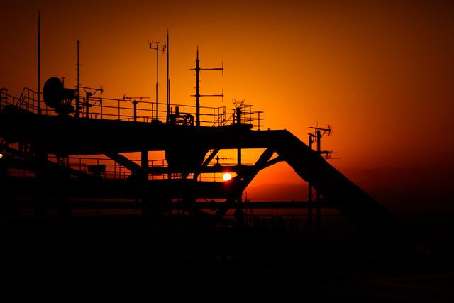 20131107_01_Roppongi Sunset