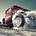 Hot Rod Burnout (2006) by THE PIXELEYE // Dirk Behlau