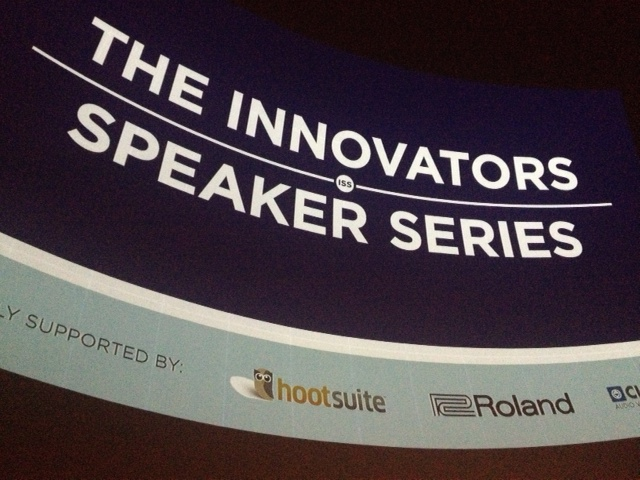 Can't wait to hear @invoker speak with @cmdr_hadfield at @scienceworldca #InnovateSW