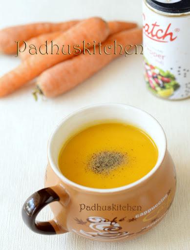 carrot-ginger-soup