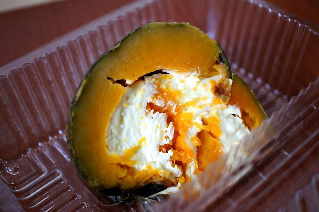 基隆- 南瓜乳酪蛋糕