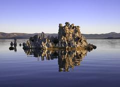 Mono Lake Tufa SNR