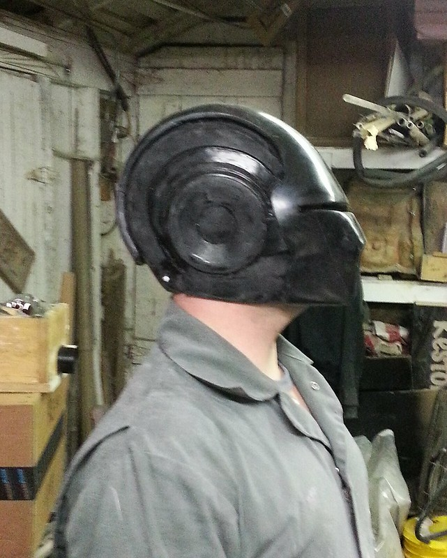helmet test fitting