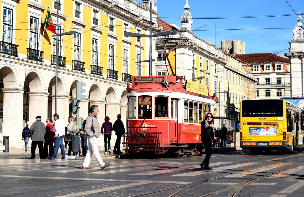 Praça do Comércio by mgkm photography on Flickr