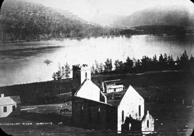 Wiseman's Ferry, Hawkesbury River