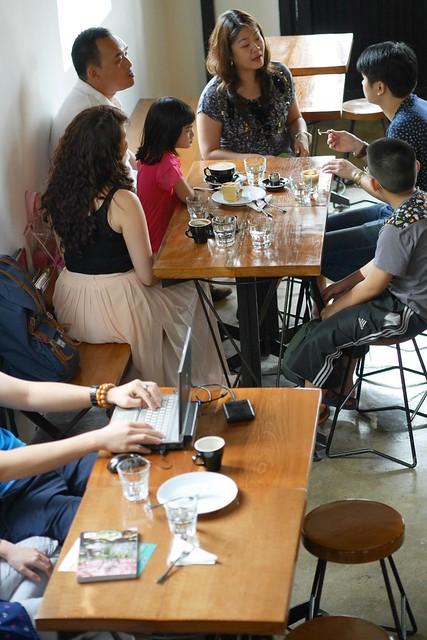 VCR Cafe, KL-005