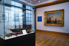 Citizen Curator celebrates Leith's fascinating and varied heritage, through the art collections of the City Art Centre and history collections of Edinburgh Museums.    The exhibition includes artworks by well known Leithers such as Eduardo Paolozzi, and depictions of the local area by artists includ...
