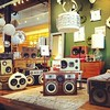 #BoomCase #PopUpShop @WestElm_Bayst is now open! Come By - Say Hi - @WestElm in #Emeryville on Bay St. - #WestElm #BoomBox