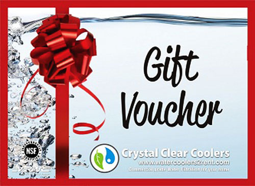 Crystal Clear gift voucher